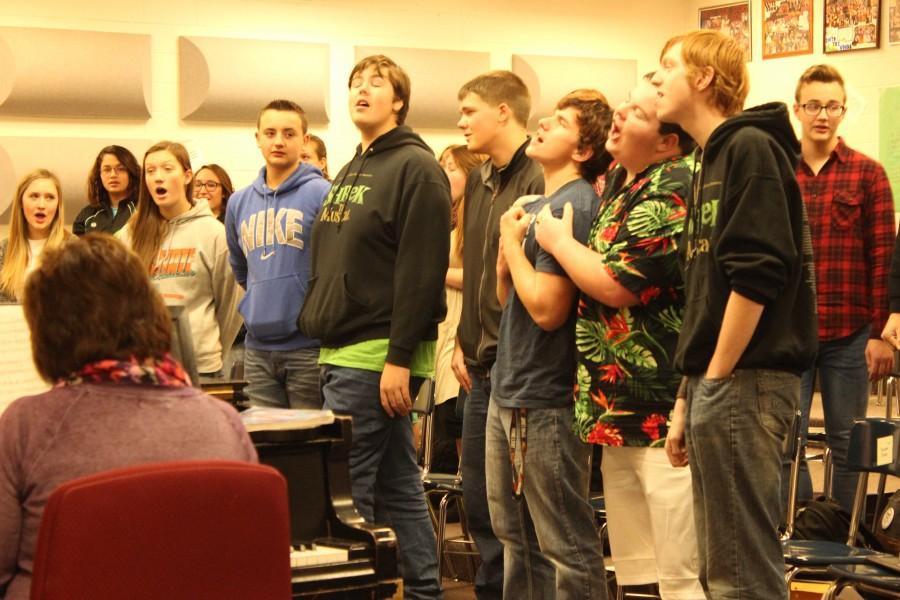 All State Choir 2015