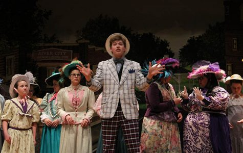 What's the plan for The Music Man?