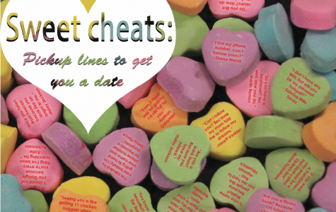 Sweet cheats: Pickup lines to get you a date