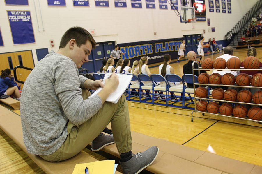 """""""I want to pursue a degree in communications journalism, and then see where it takes me. The nice thing about this degree is that you can use it in a lot of different areas,"""" Stone said."""