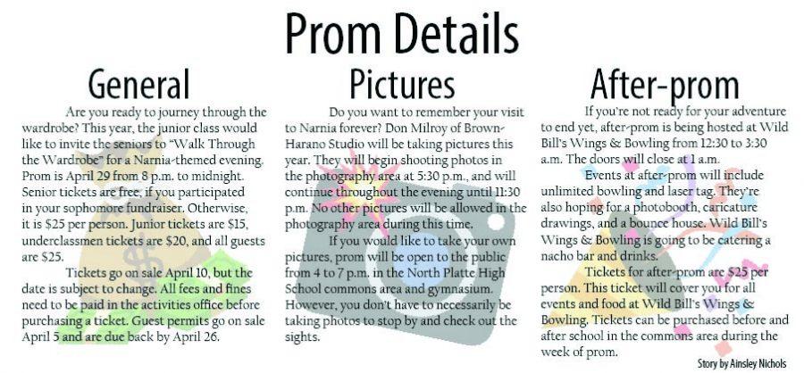 Prom Details