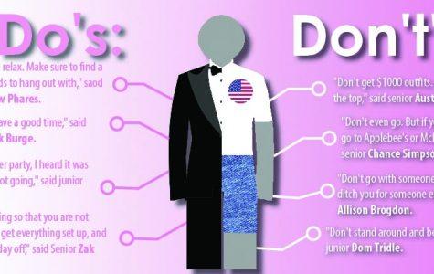 Prom do's vs. don't's