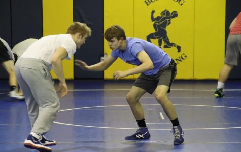 Wrestling with a new team