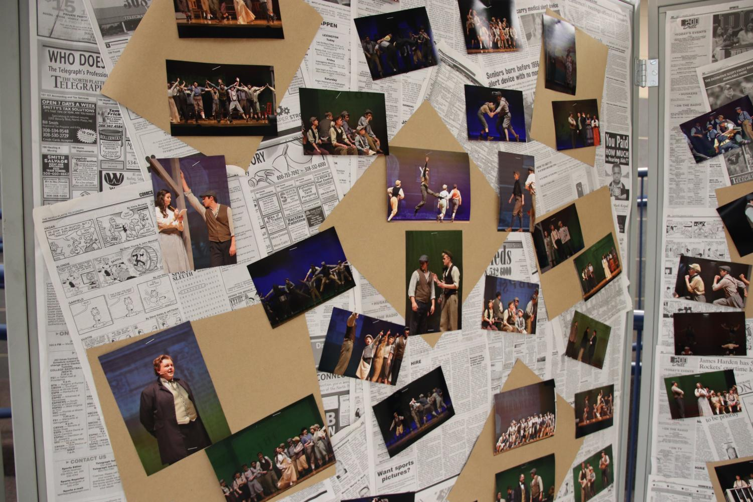 Extra! Extra! Read All About It! – Newsies Photo Essay – The