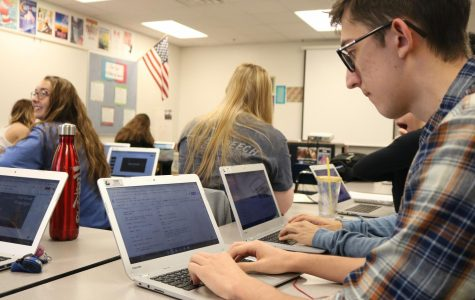 The Shakespeare of NPHS: Senior writing a play to be produced this summer