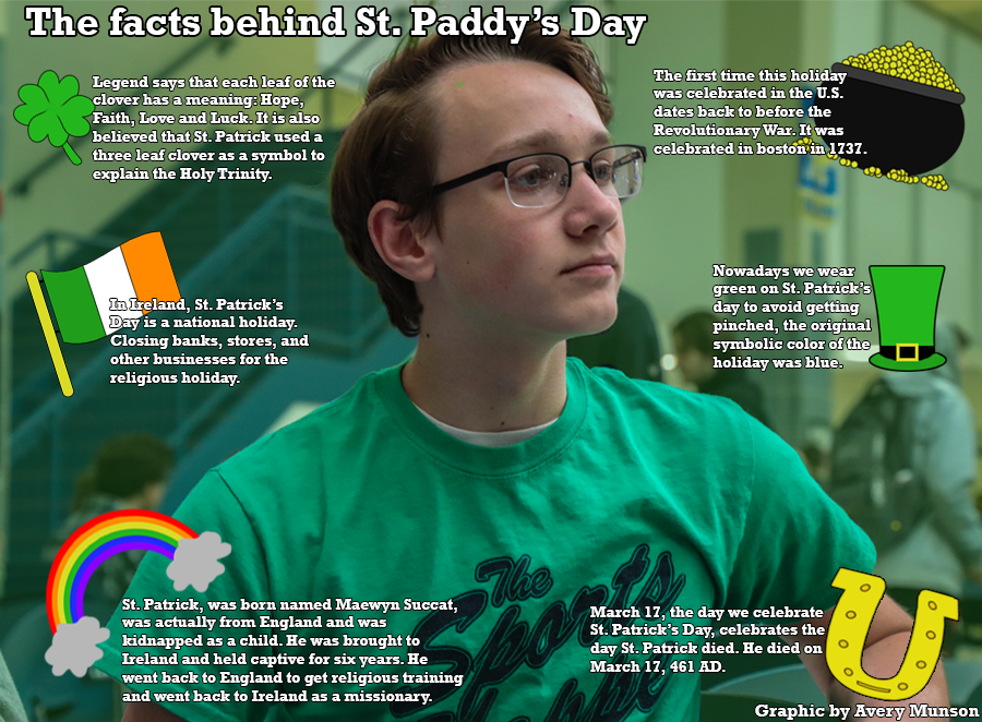 The influence of St. Patrick