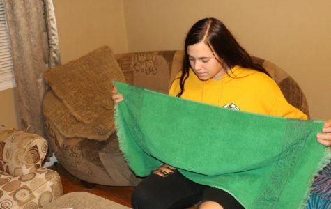 The struggle of a teen caregiver