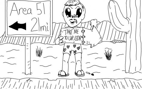 Run from Area 51