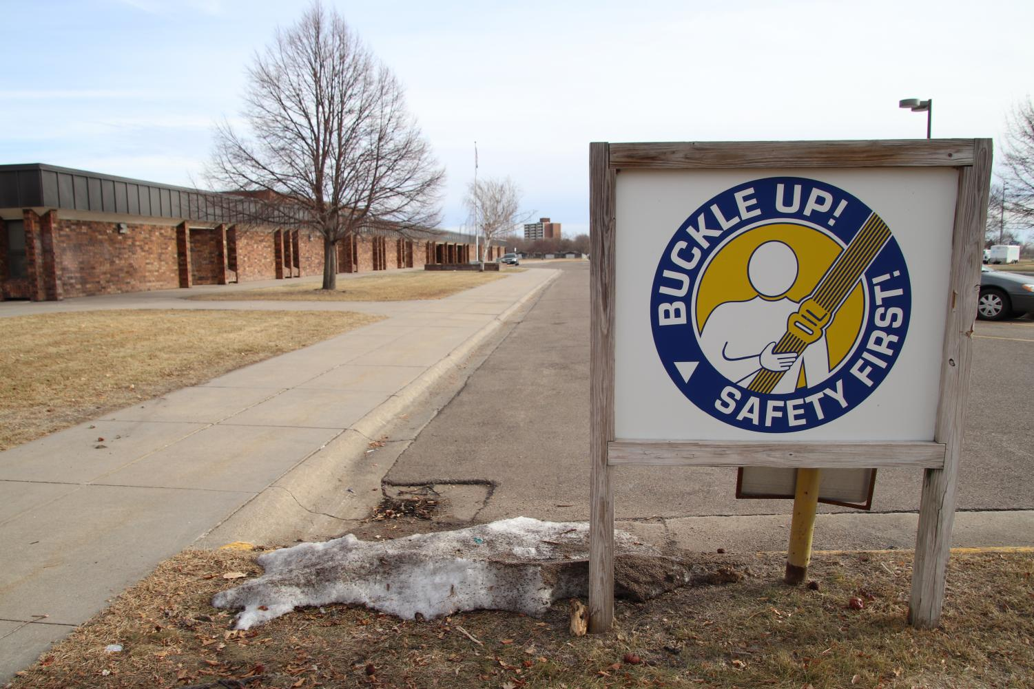 Safety is in the forefront of the school district's mind right now.
