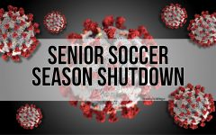 Senior Soccer Season Shutdown