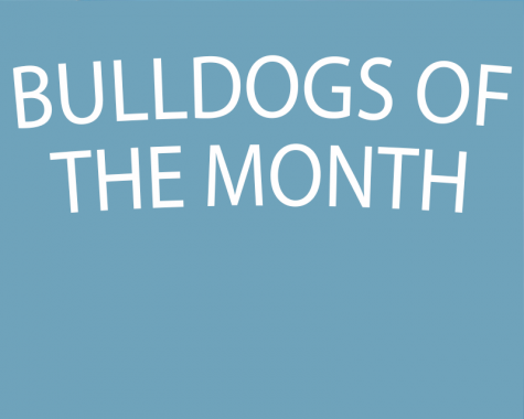 October Bulldogs of the Month