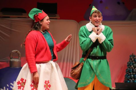 Elf: a One Act production